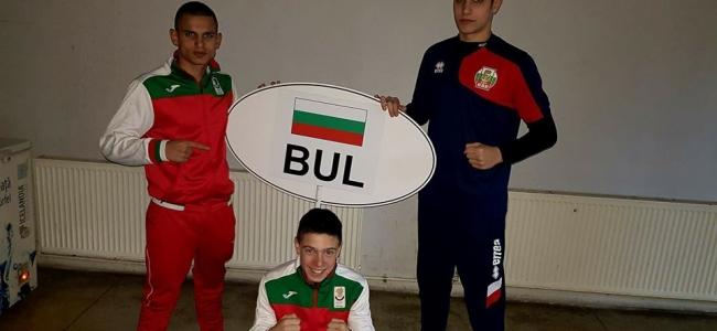 Отлично представяне за боксьорите на Локомотив в София и Румъния