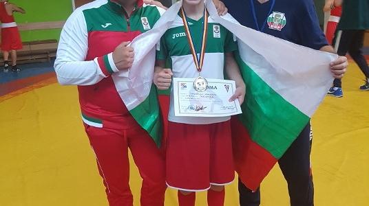 Борислав Георгиев втори в анкетата за най-добър треньор на подрастващи