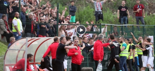 Железни горди юнаци Царско село - Локомотив 1:2
