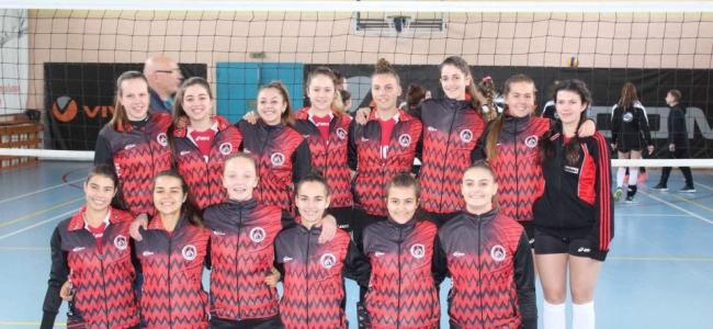 Mомичетата от U17 и U15 продължават на напред към квалификациите за държавните финали