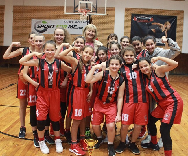 loko basket girls 2018