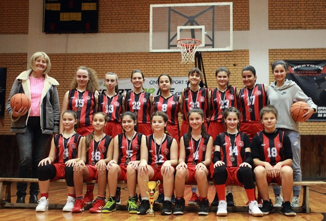 loko basket girls 2018 official