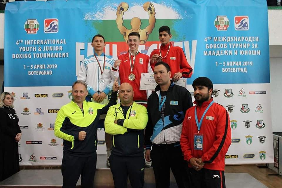 krasimir dzhurov 2019 botevgrad treniori